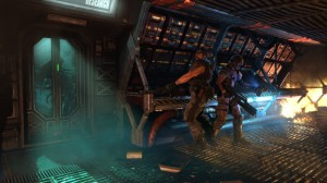Aliens Colonial Marines Marines and Alien