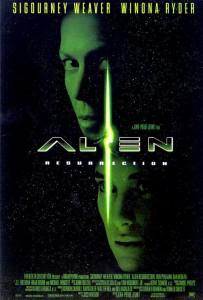 Alien Resurrection Cover Art 1997