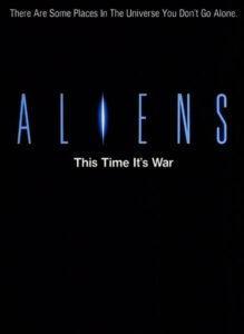 Aliens Cover Art 1986