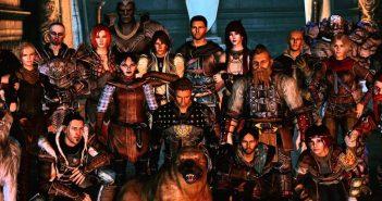 Dragon Age 2 Companions