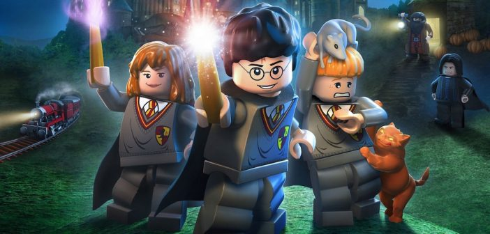 Lego Harry Potter: Years 1-4 Achievements