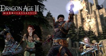 Dragon Age 2 Mark of the Assassin