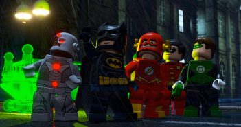 Lego Batman 3 Minikits