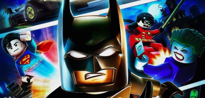 Lego Batman 3 Red Bricks