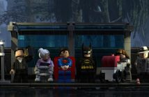 Lego Batman 3 Vehicles