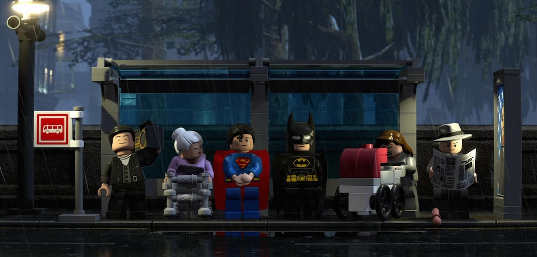 Lego Batman 3 Beyond Gotham Adam West In Peril Guide - Bone Fish Gamer