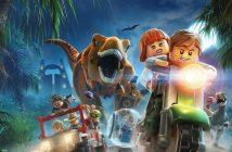 Lego Jurassic World Characters