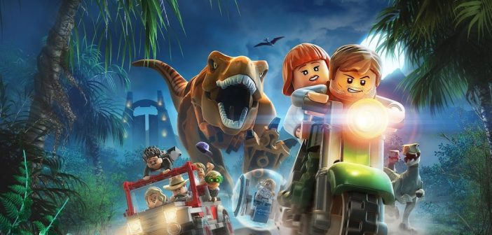 Lego Jurassic World Character Guide