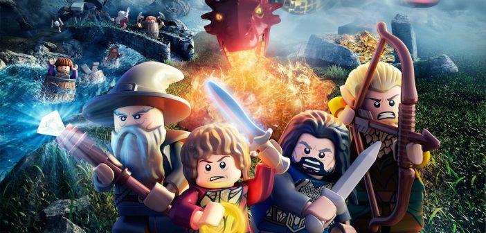 Lego The Hobbit Red Bricks