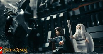 Lego Lord of the Rings Map Stones