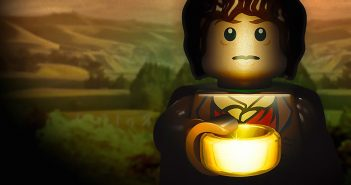 Lego Lord of the Rings Treasure Items