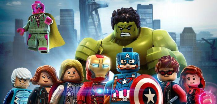 Lego Marvel Superheroes Bonus Level