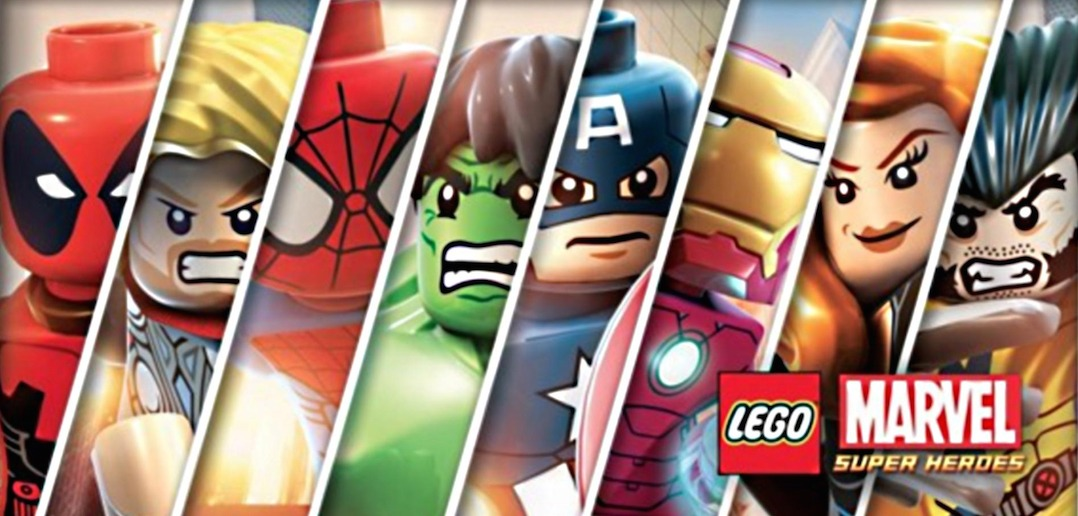 Lego Marvel Superheroes Character Guide - Bone Fish Gamer
