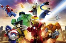 Lego Marvel Superheroes Gold Bricks