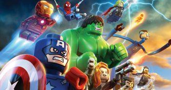 Lego Marvel Superheroes Levels