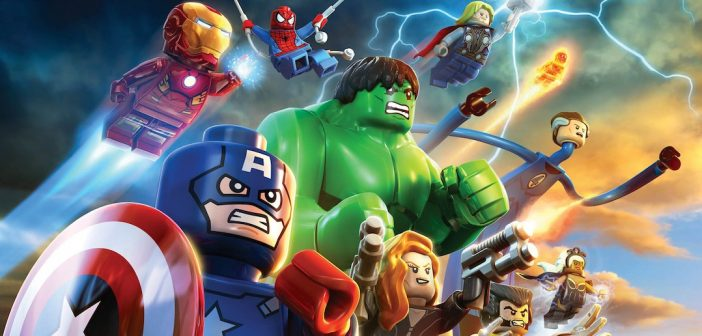 Lego Marvel Superheroes Levels