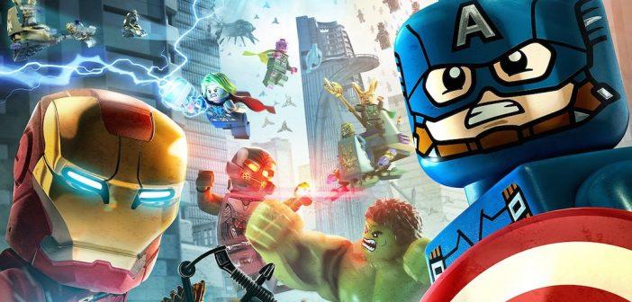Lego Marvel Superheroes Minikits