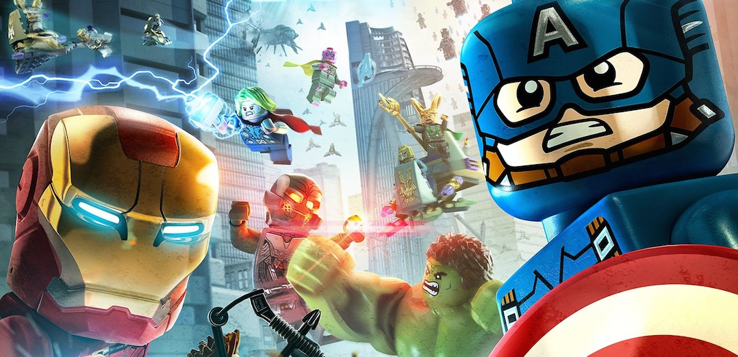 Lego Marvel Superheroes Minikit Guide - Bone Fish Gamer