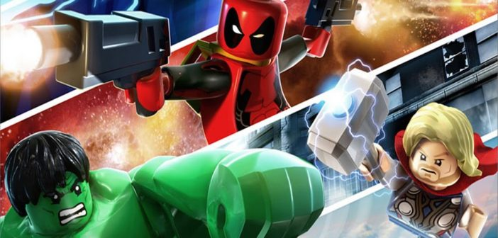 Lego Marvel Superheroes Stan Lee In Peril