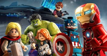 Lego Marvel Superheroes Red Bricks