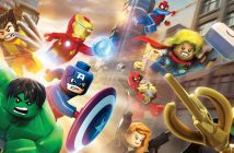 Lego Marvel Superheroes Vehicles