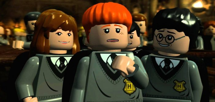Lego Harry Potter Years 1-4 Characters