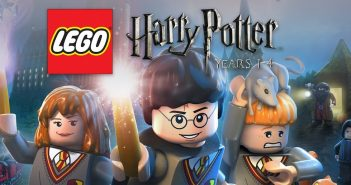 Lego Harry Potter Years 1-4 Hogwarts Crest