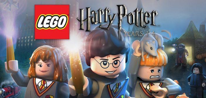 Lego Harry Potter Years 1-4 Hogwarts Crest