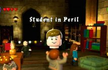 Lego Harry Potter Years 1-4 Student In Peril