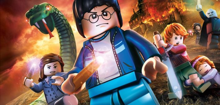 Lego Harry Potter Years 5-7 Gold Bricks