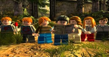 Lego Harry Potter Years 5-7 Hogwarts Crest