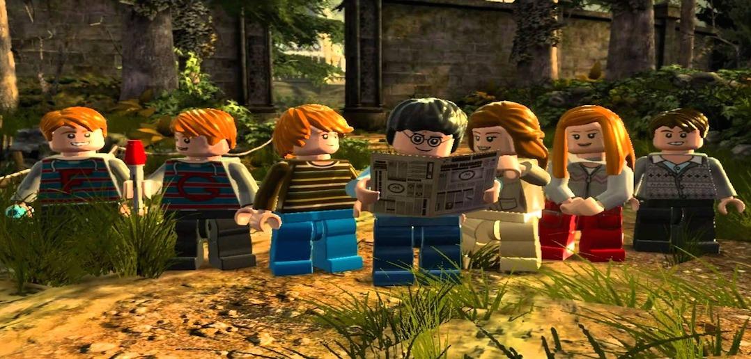 Lego Harry Potter Years 5