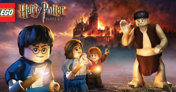 Lego Harry Potter Years 5-7 Red Bricks