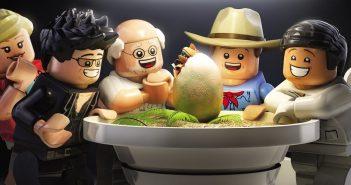 Lego Jurassic World Minikits