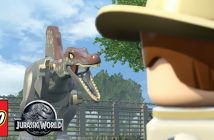 Lego Jurassic World Worker In Peril