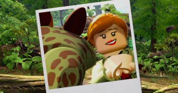 Lego Jurassic World Photos