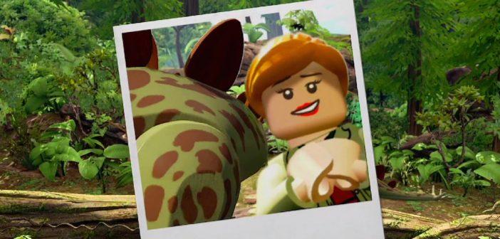 Lego Jurassic World Photos