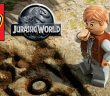 Lego Jurassic World Sick Dinosaurs