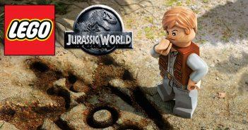 Lego Jurassic World Sick Dinosaurs