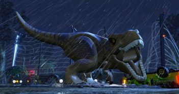 Lego Jurassic World Vehicles