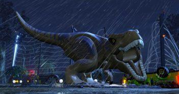 Lego Jurassic World Vehicles