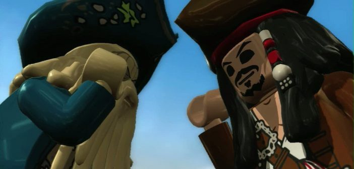 Lego Pirates of the Caribbean Characters