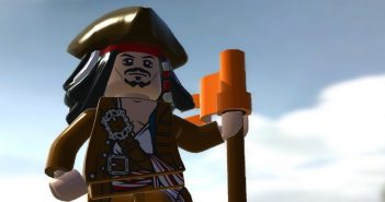 Lego Pirates of the Caribbean Gold Bricks