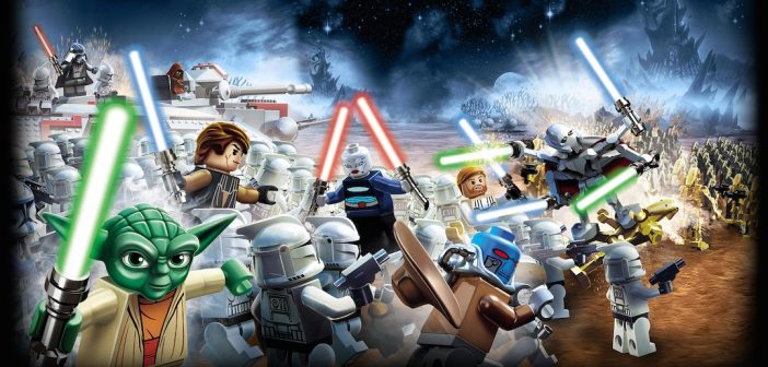 Lego Star Wars 3 Characters