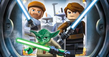 Lego Star Wars 3 Red Bricks