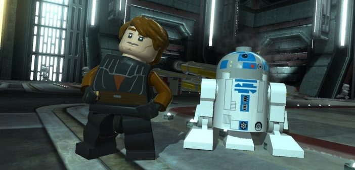 Lego Star Wars 3 Space Missions
