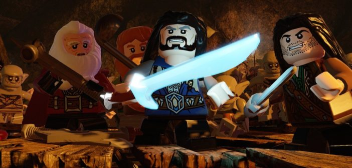 Lego The Hobbit Treasure Items