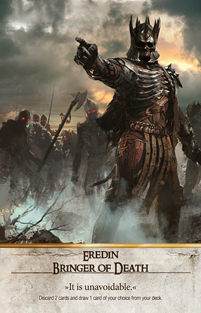 Eredin: Bringer of Death Gwent Card
