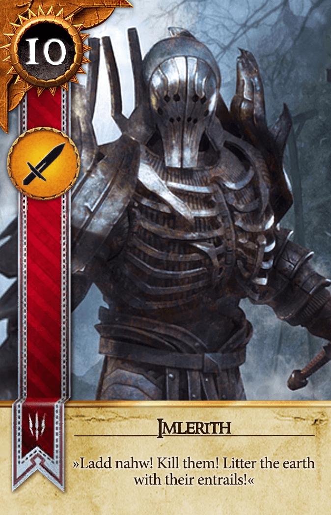 Imlerith Gwent Card