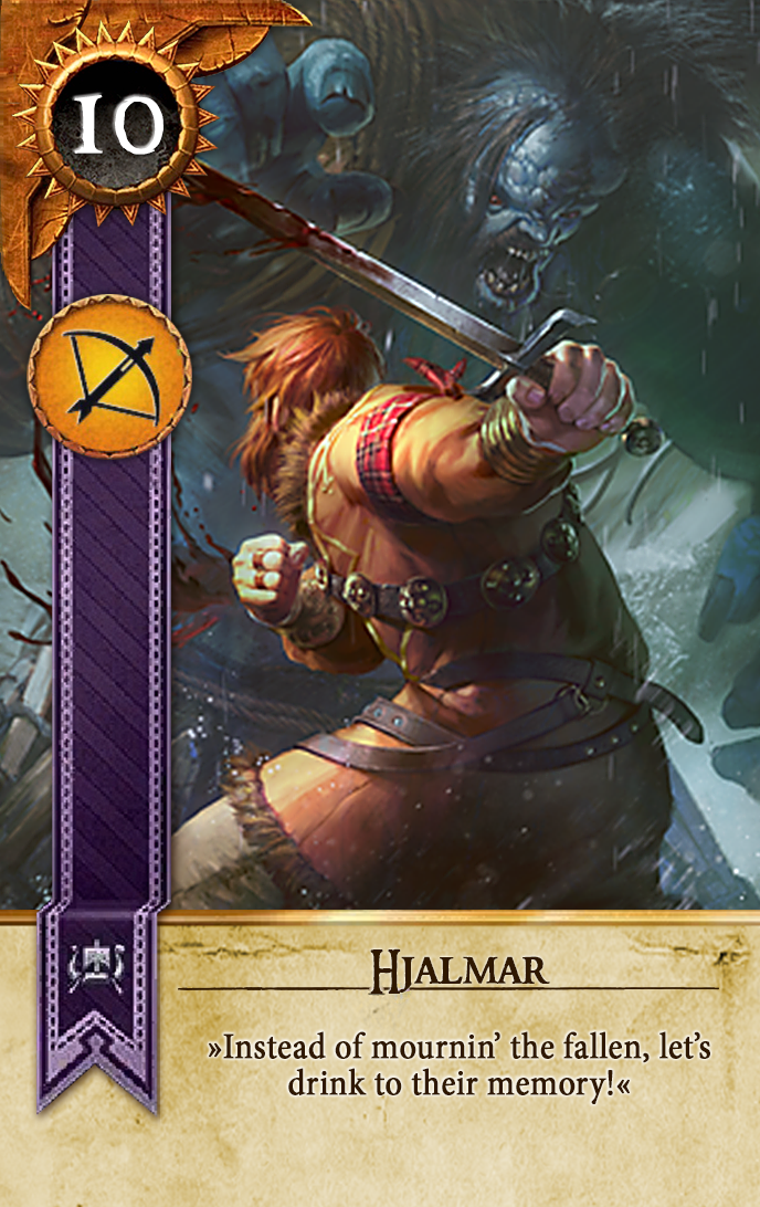 Hjalmar Gwent Card